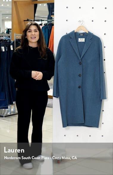 Double Wool Coat, sales video thumbnail