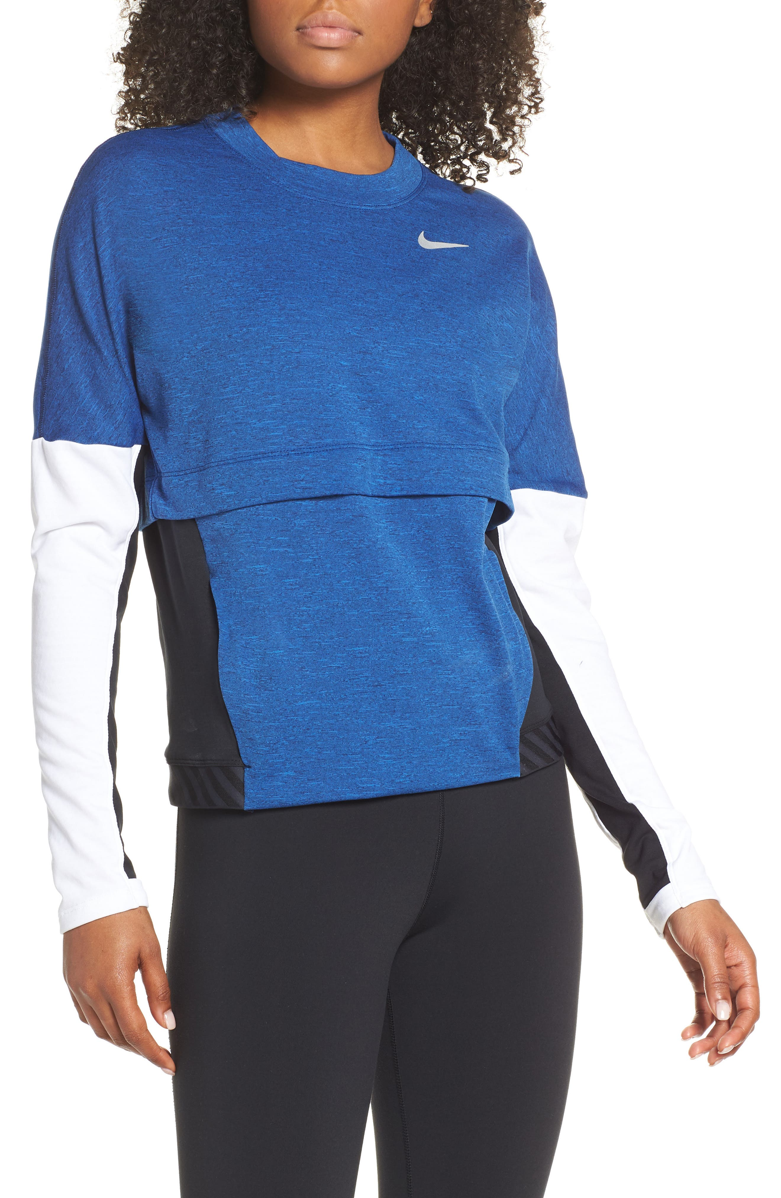 ,                             Therma Sphere Training Top,                             Main thumbnail 9, color,                             492