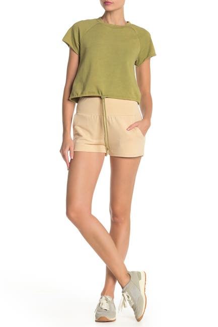 Image of MATERIAL GIRL Solid Knit Shorts