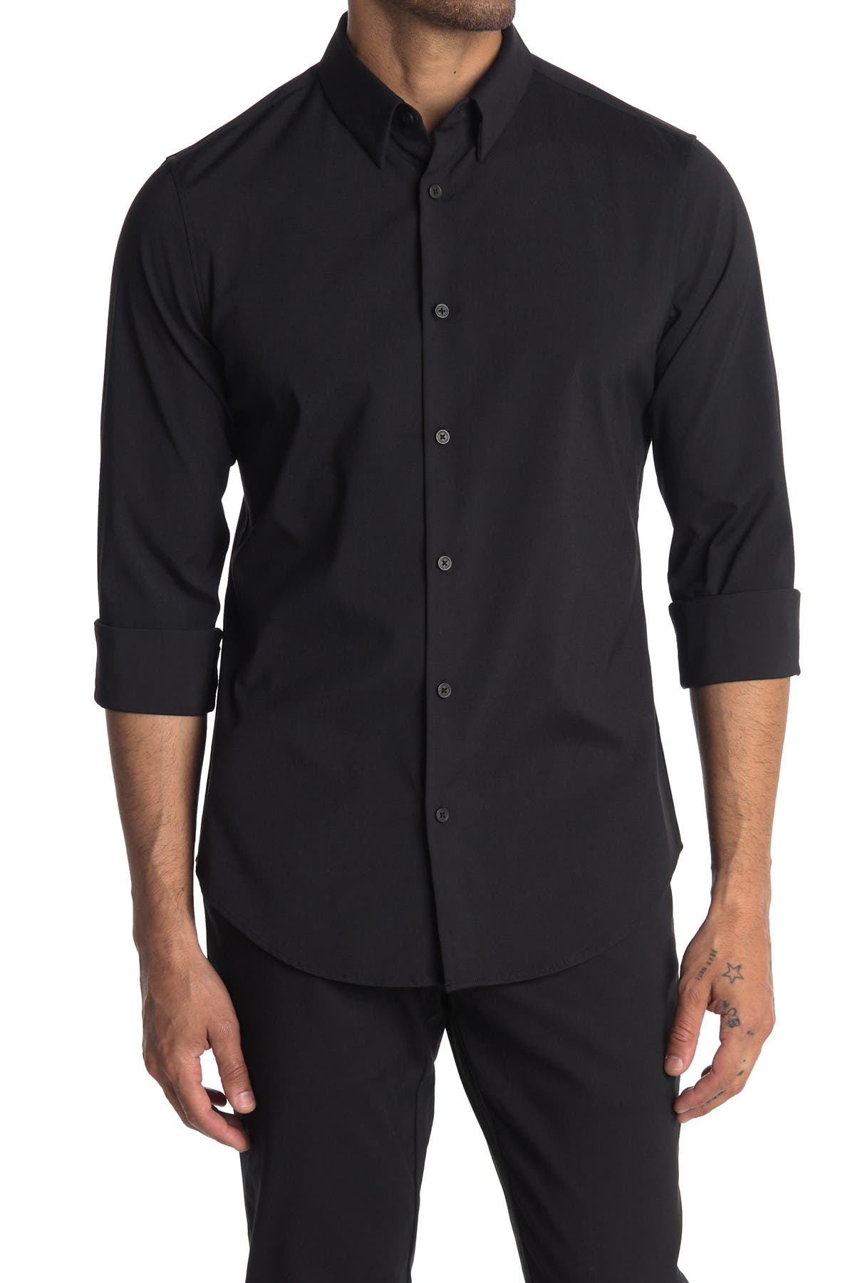 Image of Calvin Klein Move Solid Sport Shirt