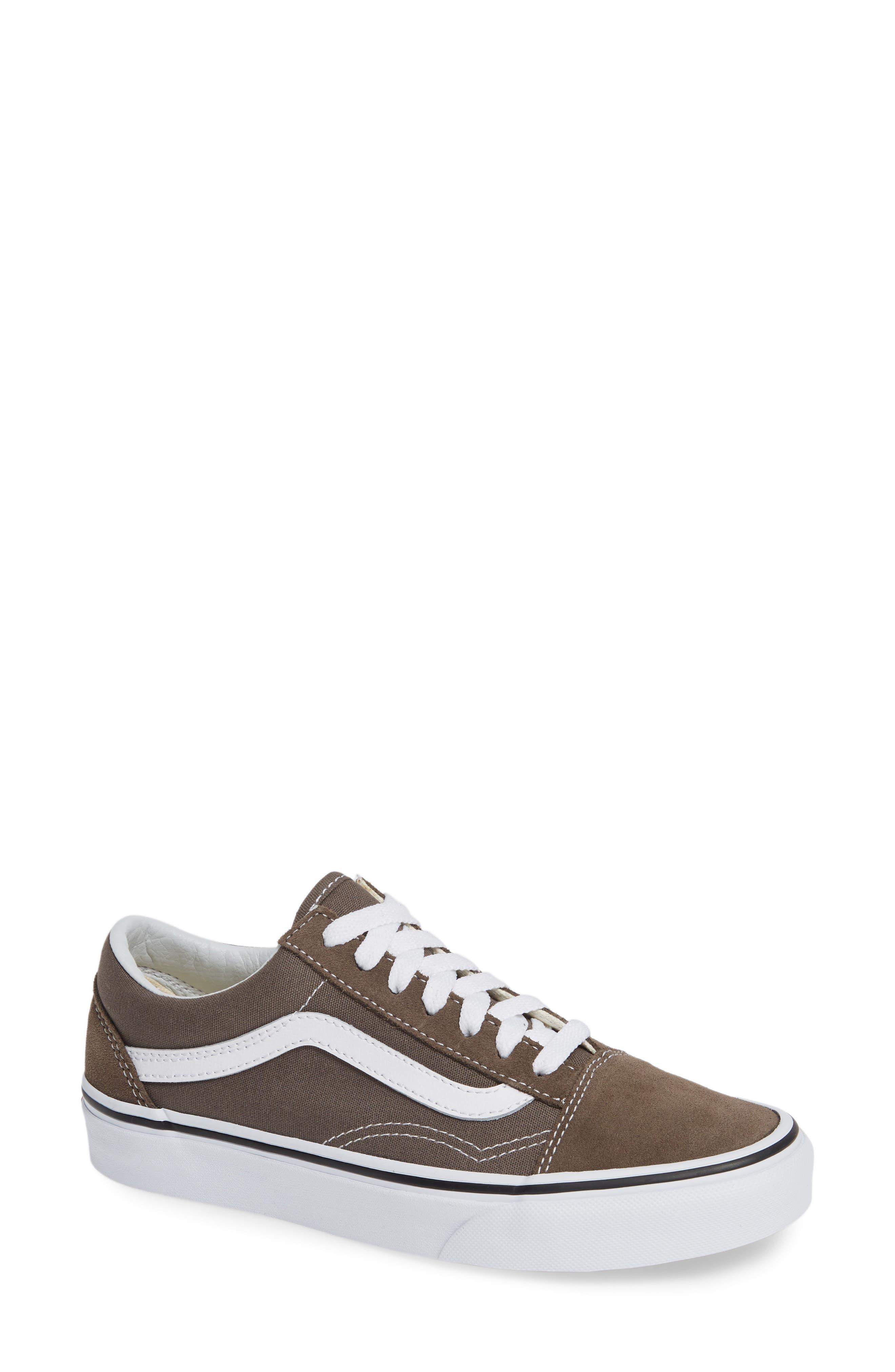 Vans Old Skool Sneaker In Falcon/ True