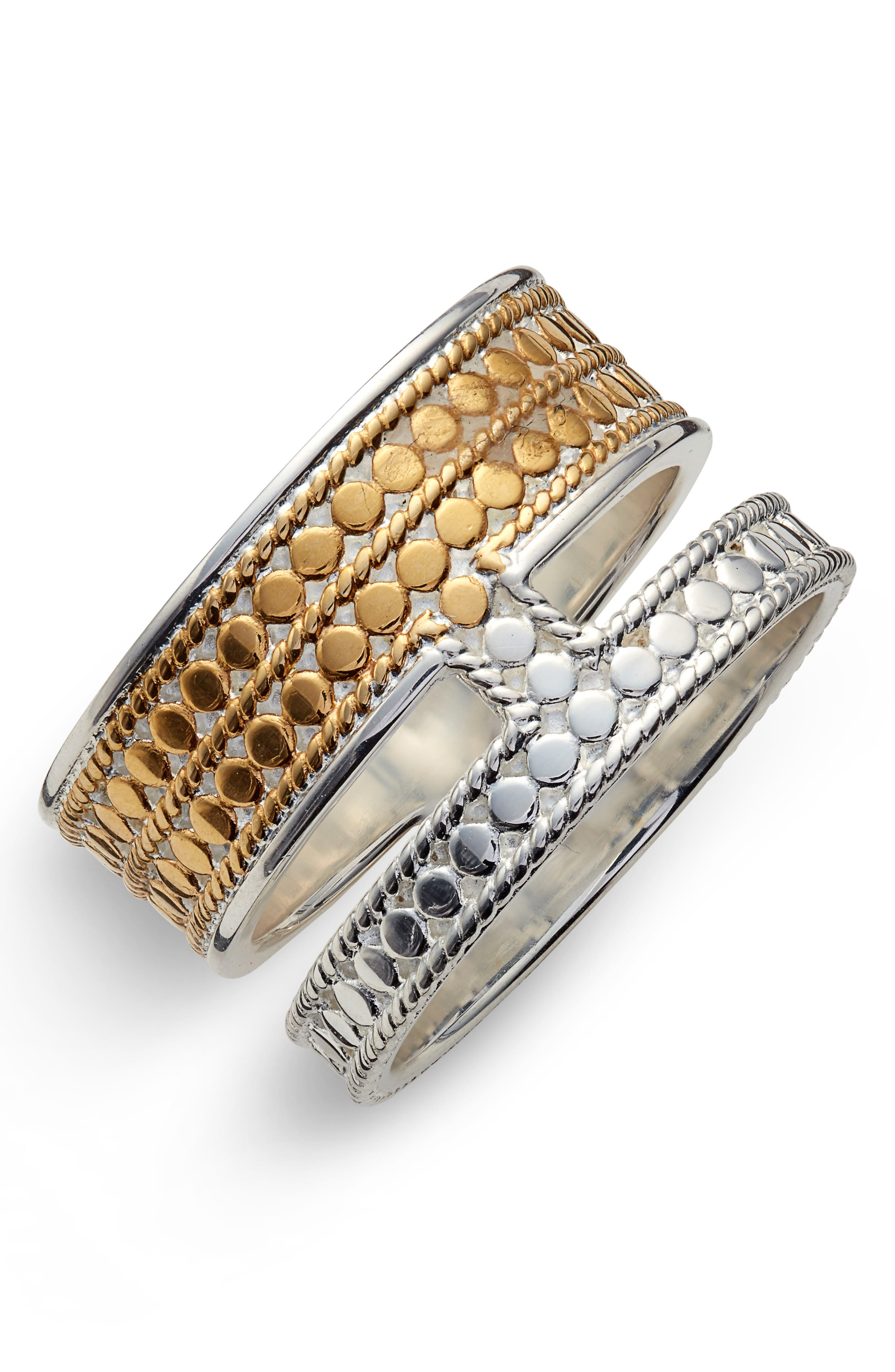 Faux Stack Ring