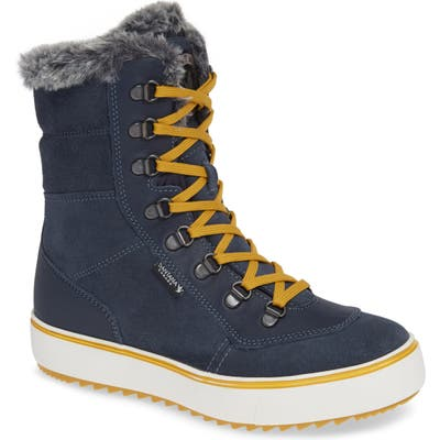 Santana Canada Mid Water Resistant Winter Boot, Grey