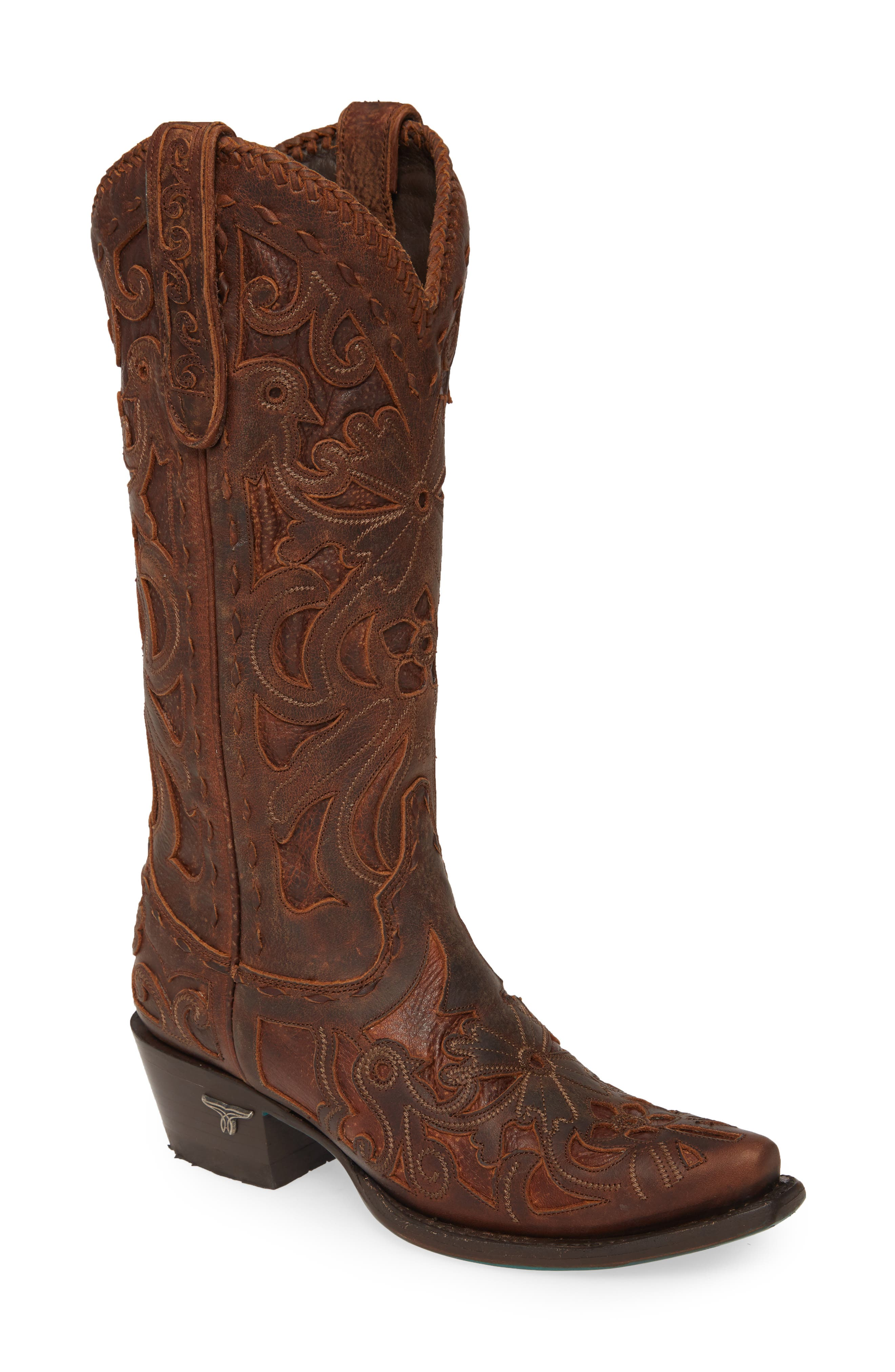 Robin Western Boot