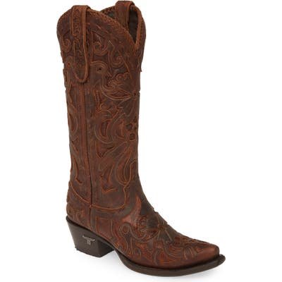 Lane Boots Robin Western Boot, Brown