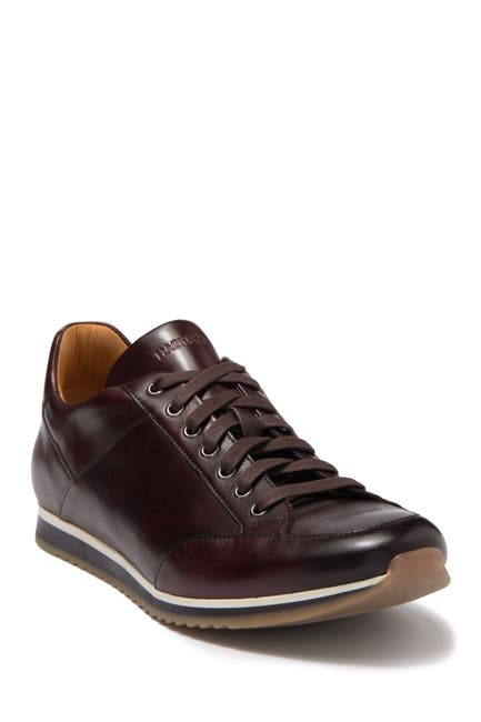 Image of Magnanni Chaz II Leather Sneaker