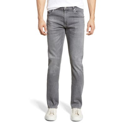 Citizens Of Humanity Gage Slim Straight Leg Jeans, Grey
