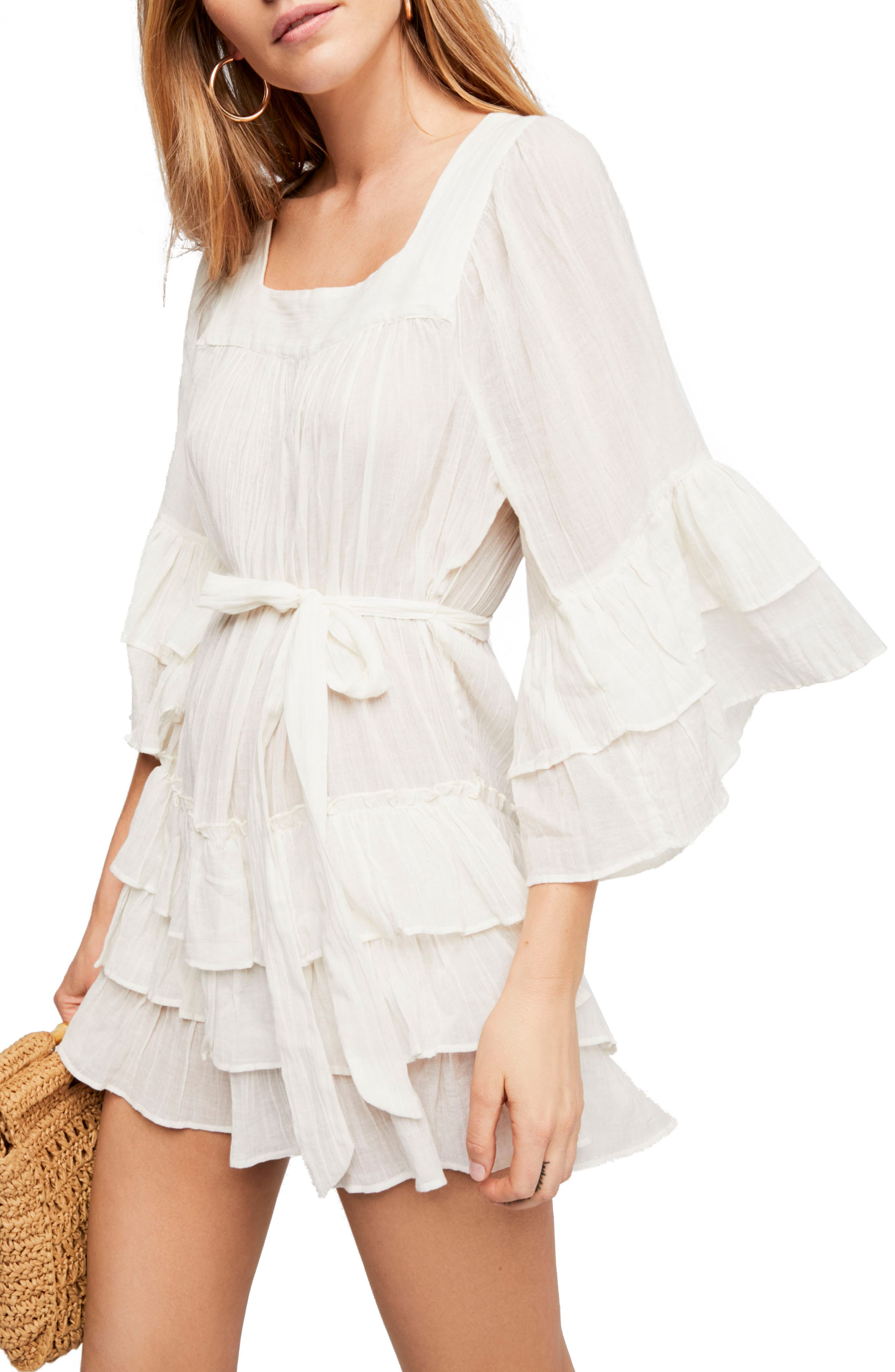 ,                             Endless Summer by Free People Gretta Minidress,                             Main thumbnail 6, color,                             653