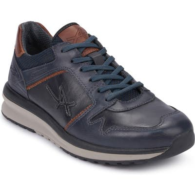 Allrounder By Mephisto El Paso Sneaker- Blue
