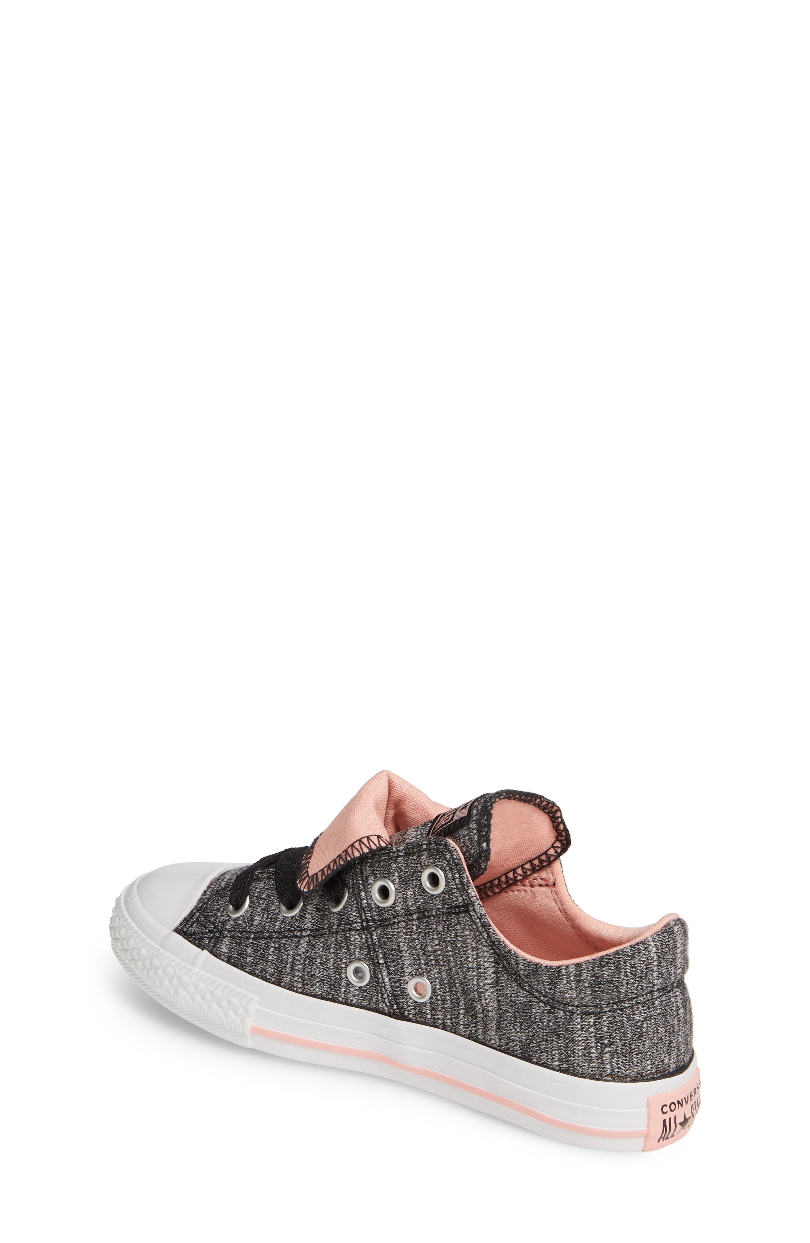 ,                             Chuck Taylor<sup>®</sup> All Star<sup>®</sup> Maddie Double Tongue Sneaker,                             Alternate thumbnail 8, color,                             002