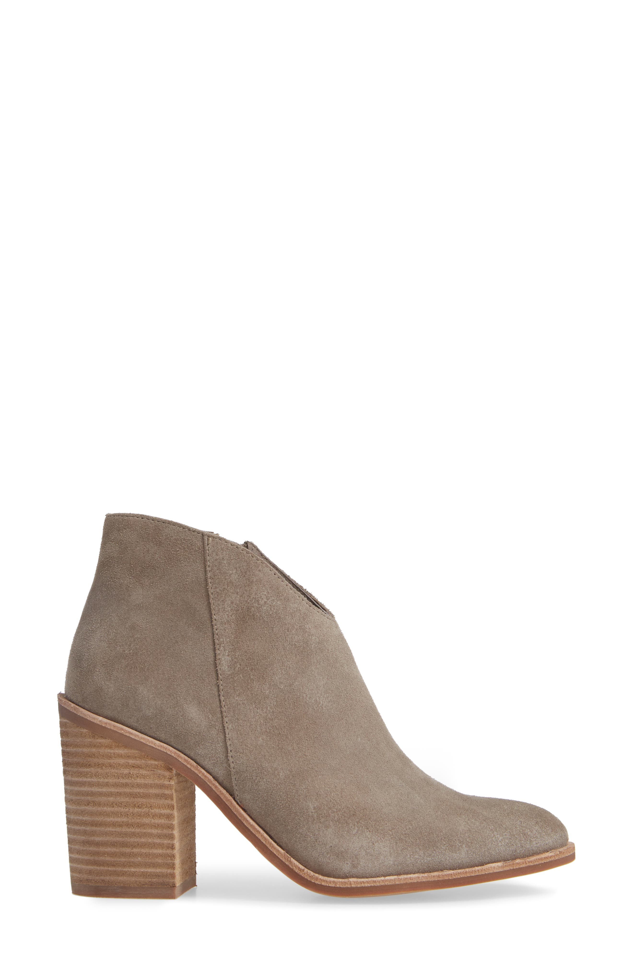 ,                             Kamet 2 Boot,                             Alternate thumbnail 3, color,                             TAUPE OILED SUEDE