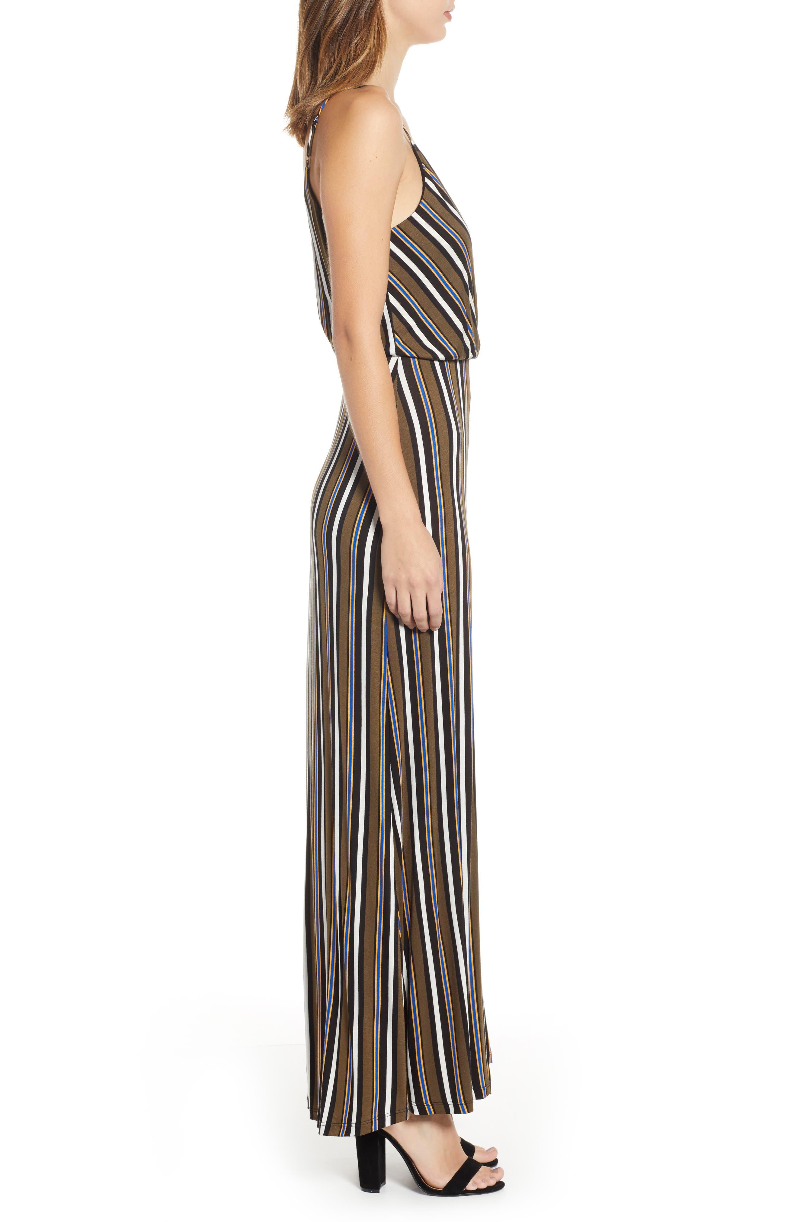 ,                             Surplice Neck Knit Maxi Dress,                             Alternate thumbnail 16, color,                             300