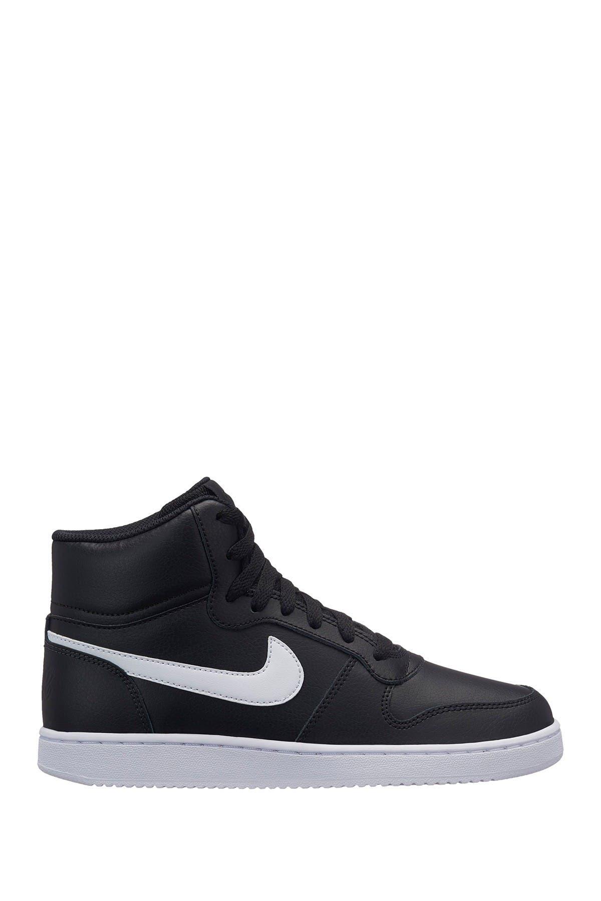 Serrado Polémico Resplandor  Nike | Ebernon Mid Sneaker | Nordstrom Rack