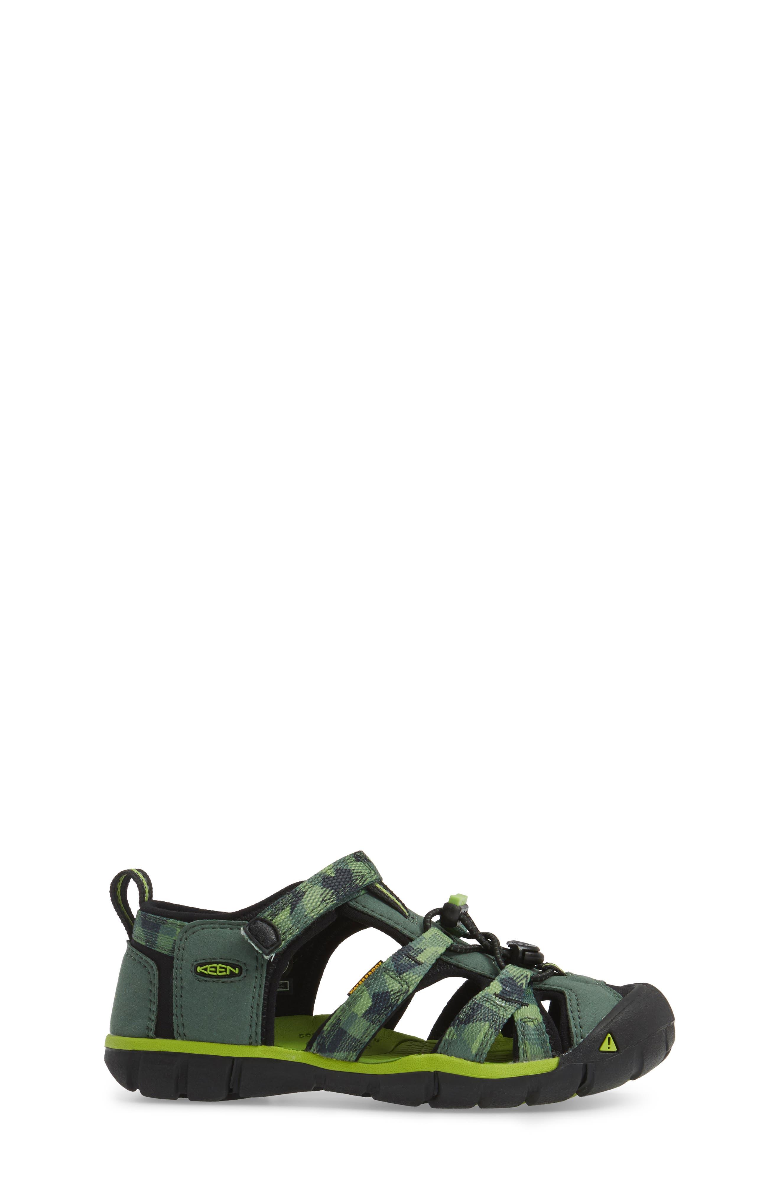 ,                             'Seacamp II' Water Friendly Sandal,                             Alternate thumbnail 135, color,                             302