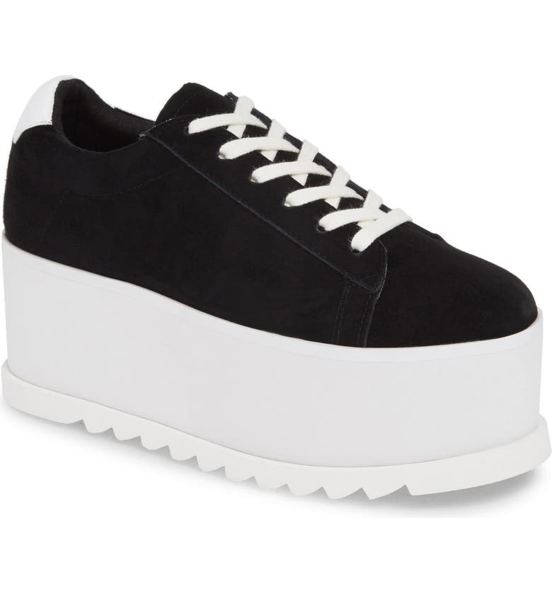 STEVE MADDEN Taffy Platform Sneaker, Main, color, 006