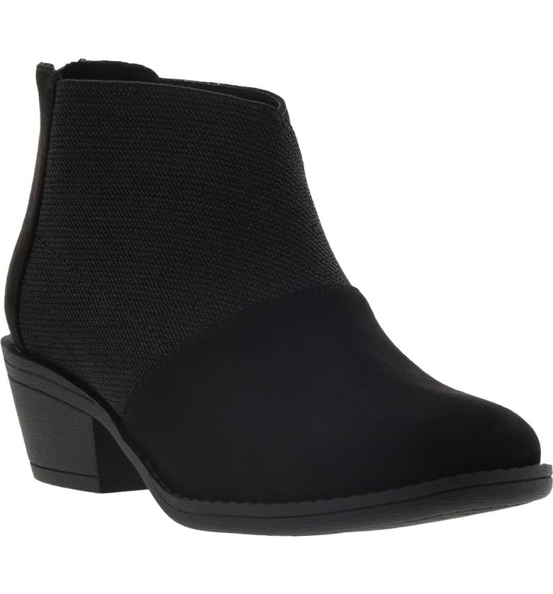 KENNETH COLE NEW YORK Kenneth Cole Taylor Stretch Bootie, Main, color, BLACK