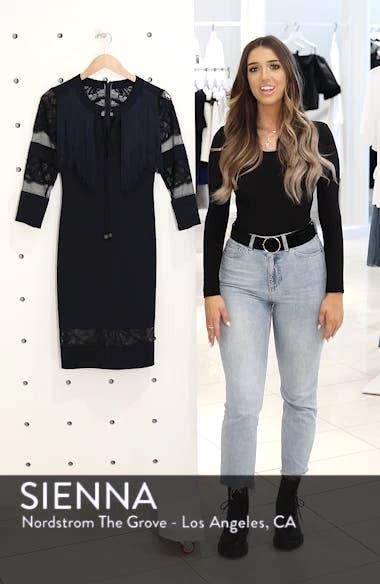 Fringe Sheath Dress, sales video thumbnail