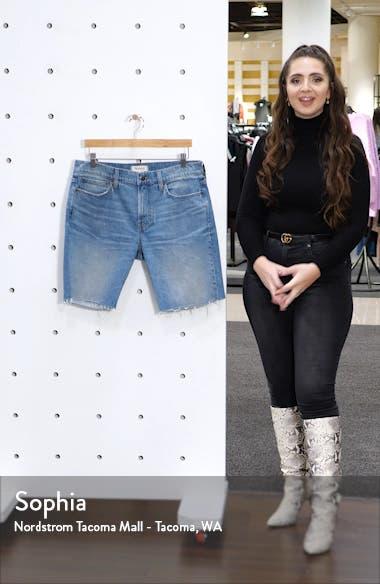 9-Inch Denim Shorts, sales video thumbnail