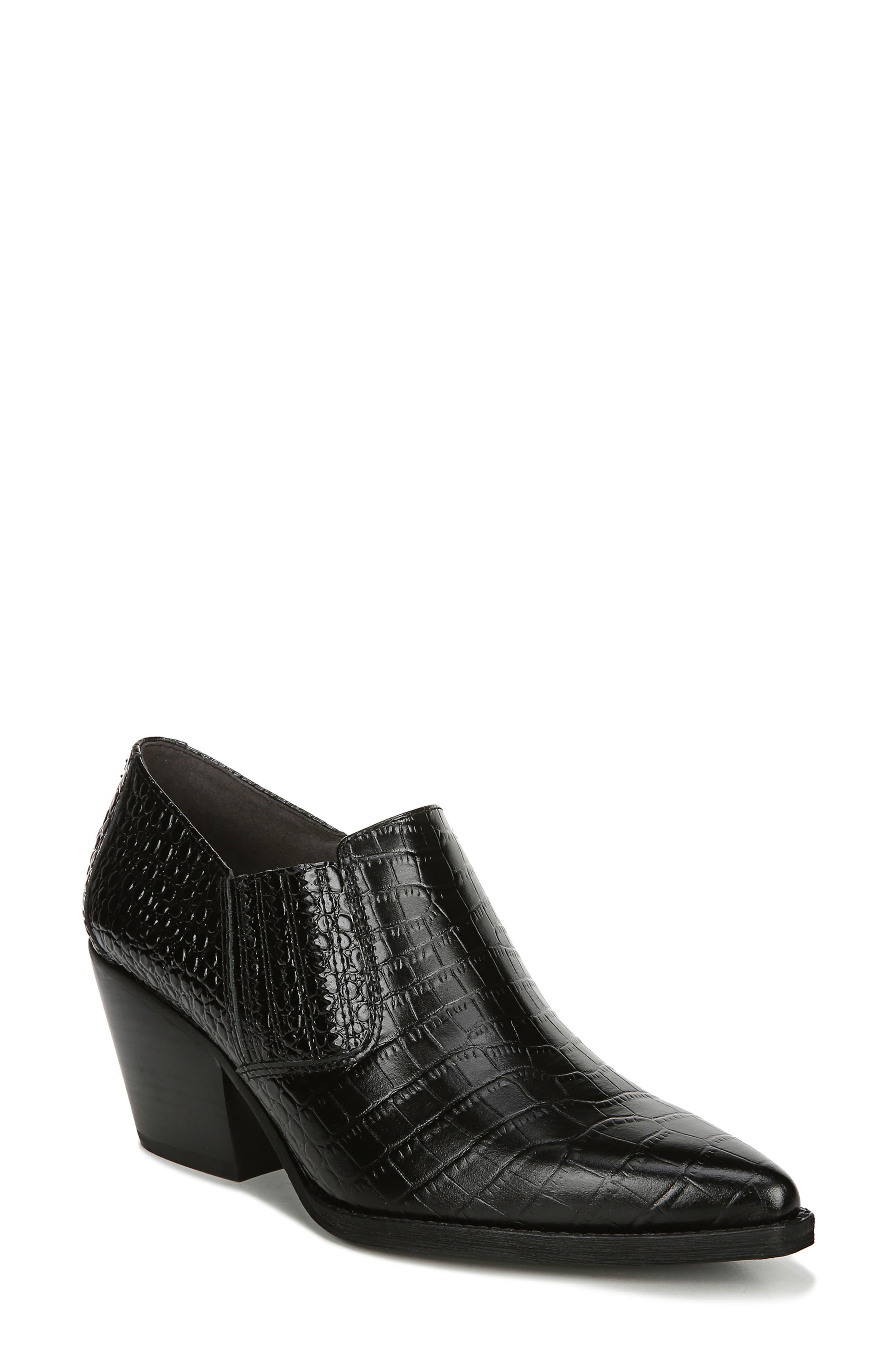 Sam Edelman Walton Chelsea Boot- Black