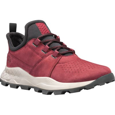 Timberland Brooklyn Sneaker, Red