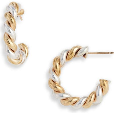 Laura Lombardi Mella Multi Hoop Earrings