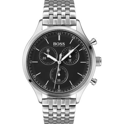 Boss Companion Chronograph Bracelet Watch, 42Mm