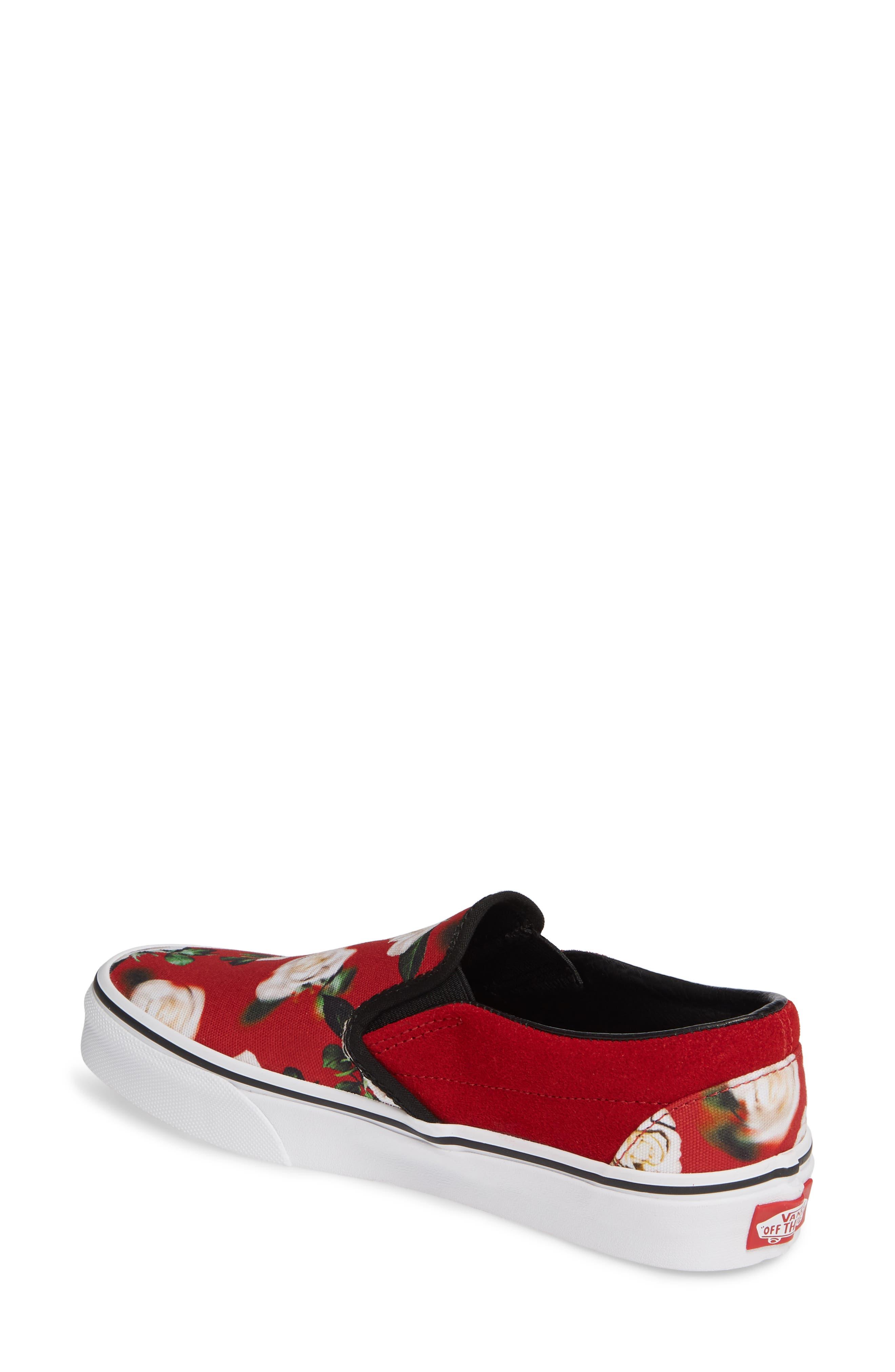 ,                             Classic Slip-On Sneaker,                             Alternate thumbnail 462, color,                             622