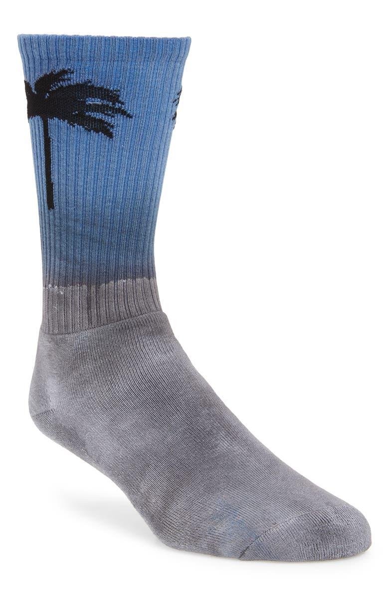 PALM ANGELS Patterned Socks, Main, color, 400