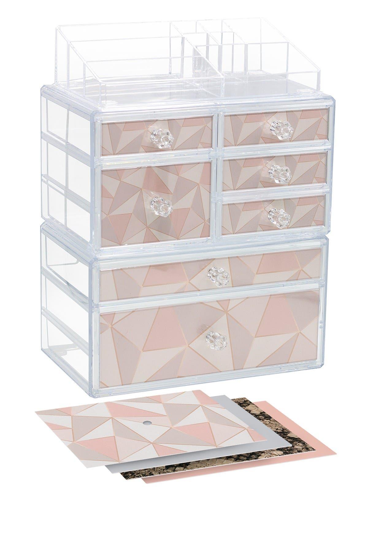 Image of Sorbus Interchangeable Makeup Case