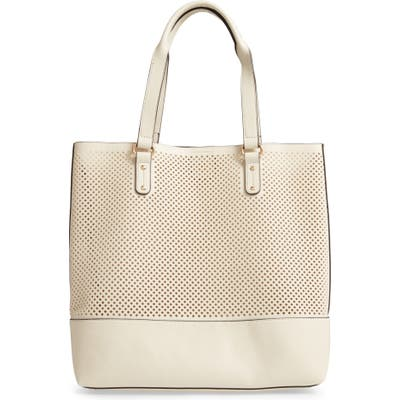 Sole Society Nicoh Faux Leather Tote -