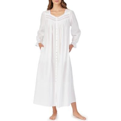 Eileen West Woven Lawn Nightgown