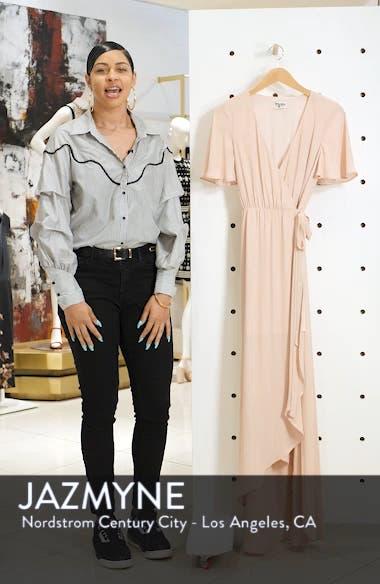 Sophia Wrap Dress, sales video thumbnail