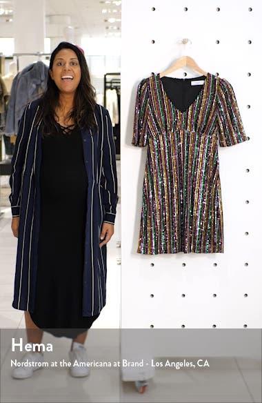 Light Up the Night Sequin Minidress, sales video thumbnail