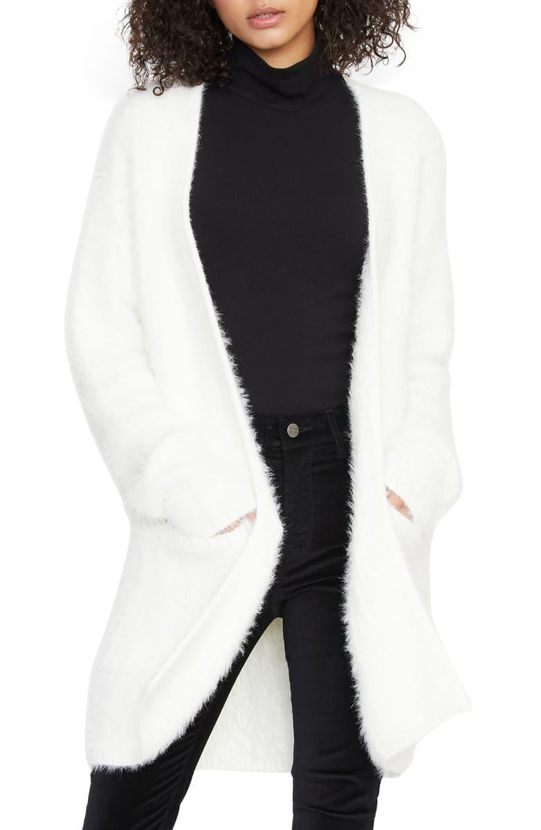 SANCTUARY Supersoft Cardigan, Main, color, CLOUD
