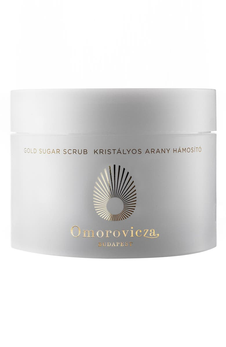 OMOROVICZA Gold Sugar Scrub, Main, color, 000