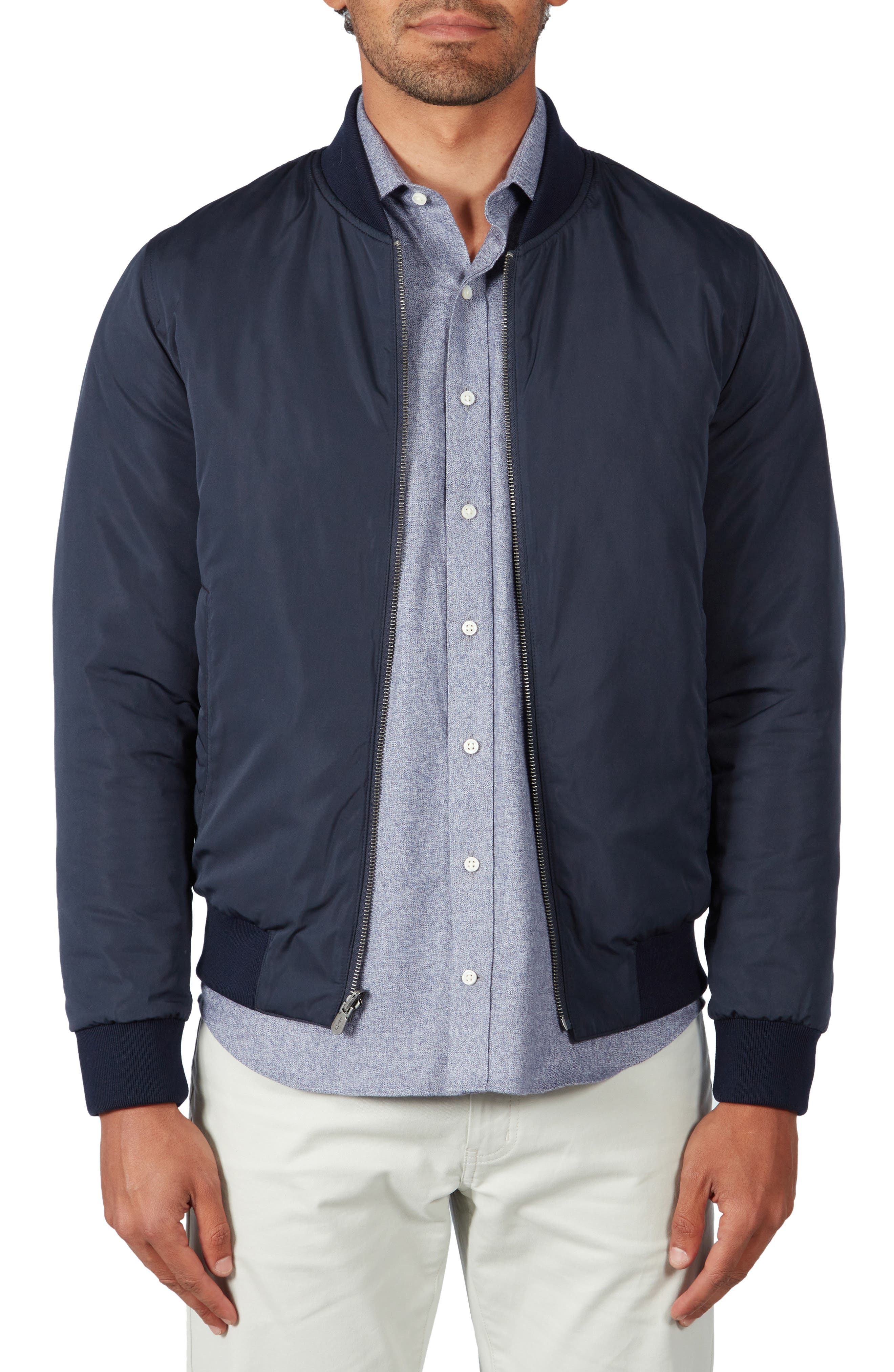 Mitchell Water Resistant Reversible Jacket