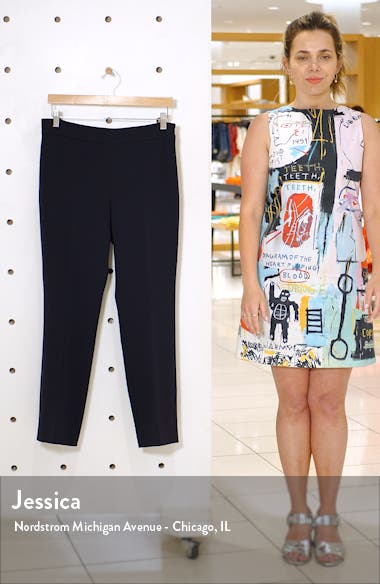 Guglia Cady Crop Trousers, sales video thumbnail