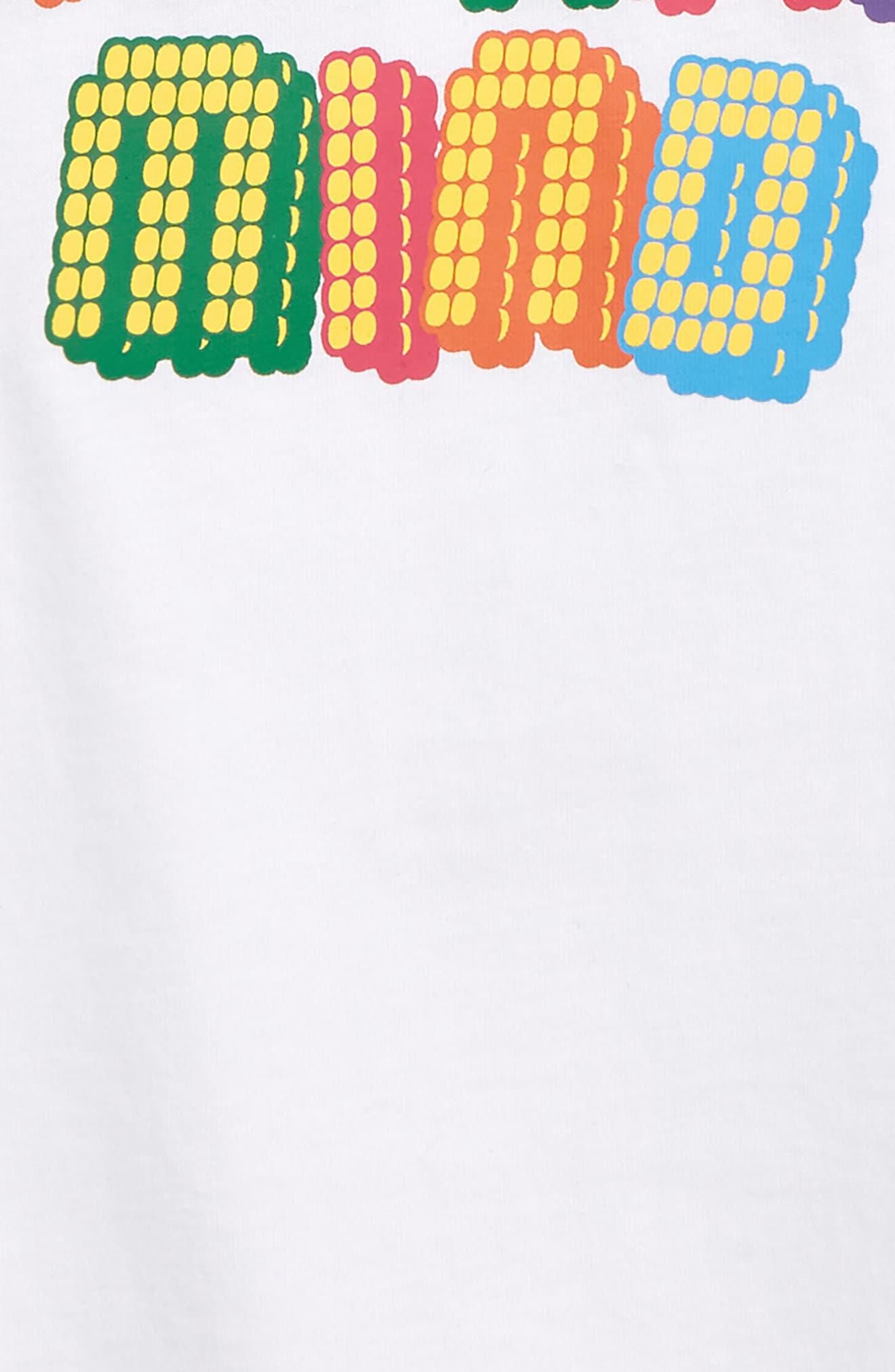 ,                             Fun Slide Graphic T-Shirt,                             Alternate thumbnail 2, color,                             WHITE