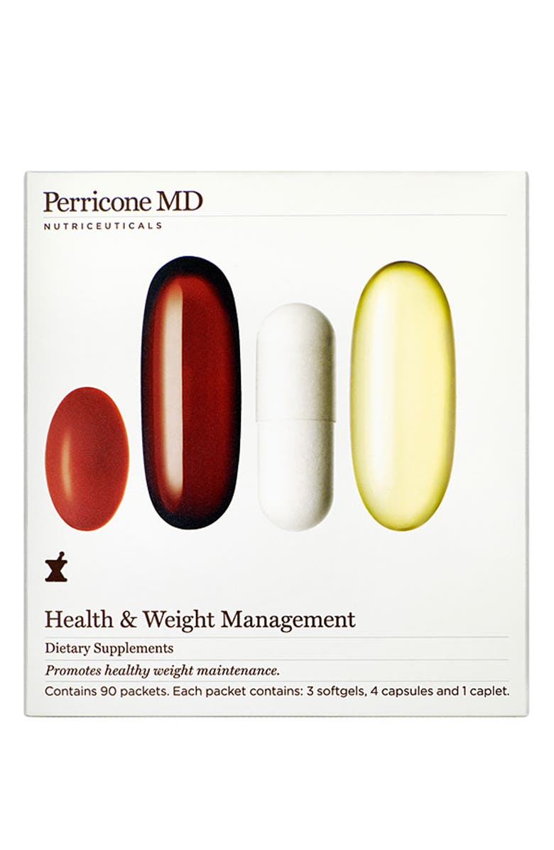 PERRICONE MD Health & Weight Management Dietary Supplement Packets, Main, color, NO COLOR