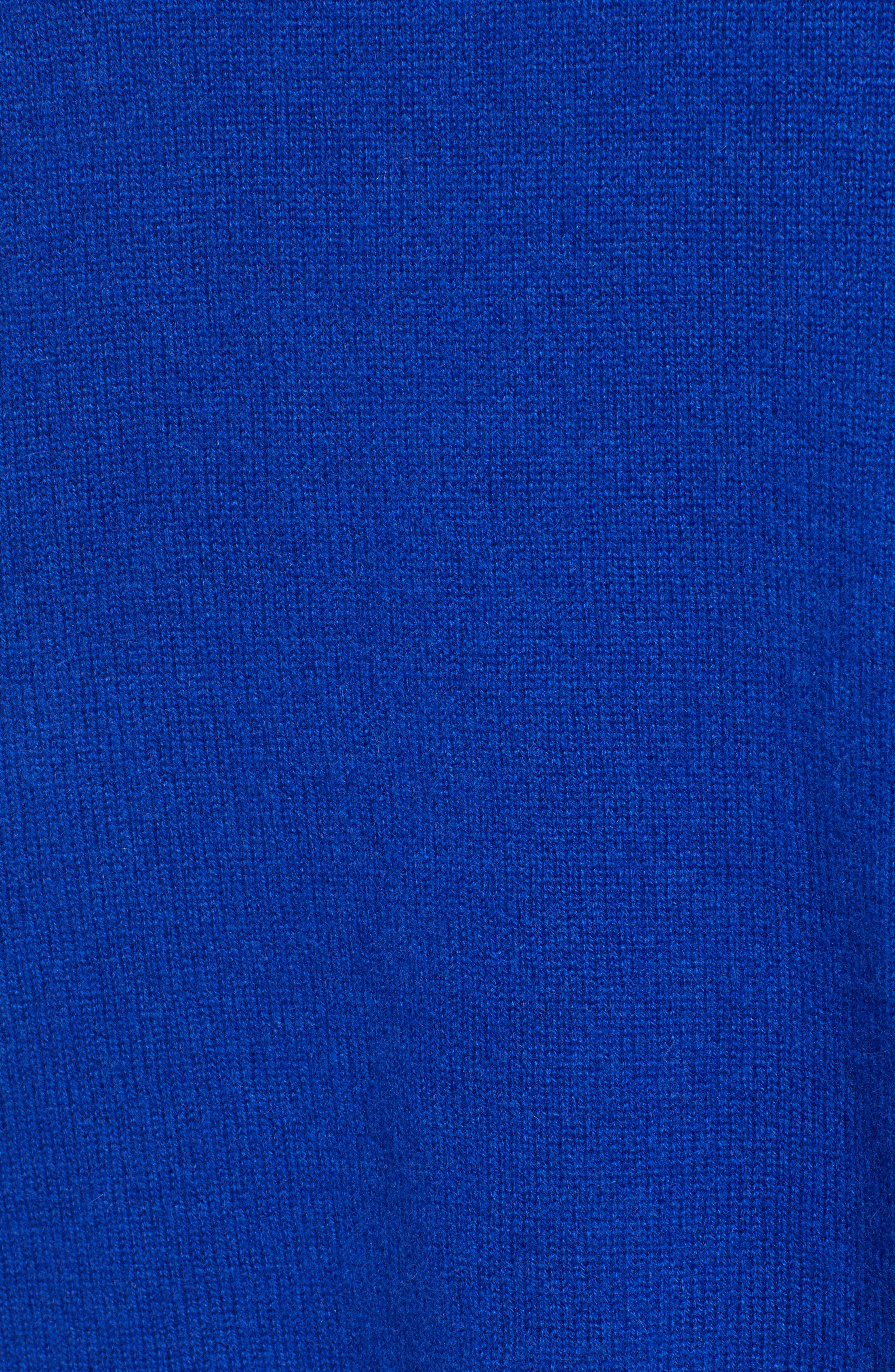 ,                             Relaxed V-Neck Cashmere Sweater,                             Alternate thumbnail 47, color,                             400