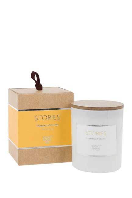 Image of EIGHTMOOD Pure Scented Candle - Stories