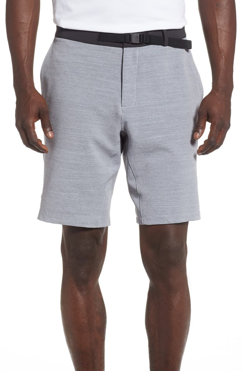 NIKE Golf Flex Shorts, Main, color, 010