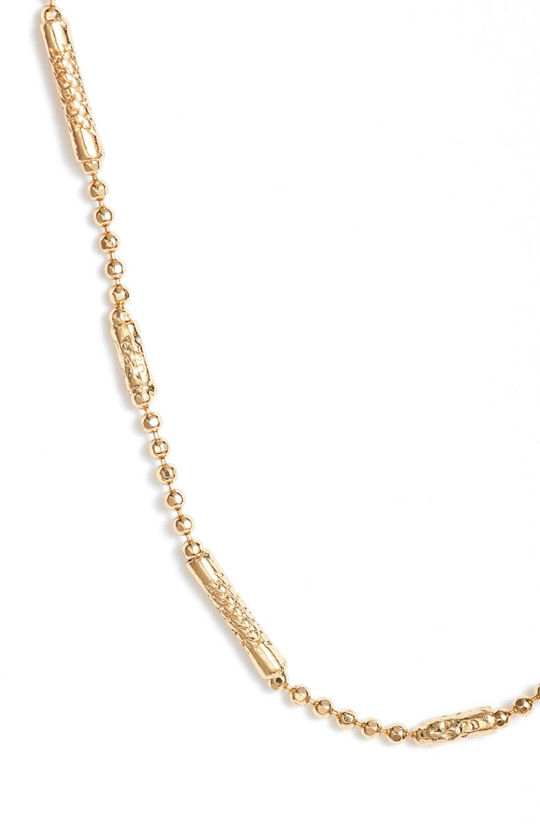 UNCOMMON JAMES BY KRISTIN CAVALLARI Ready to Mingle Necklace, Main, color, GOLD