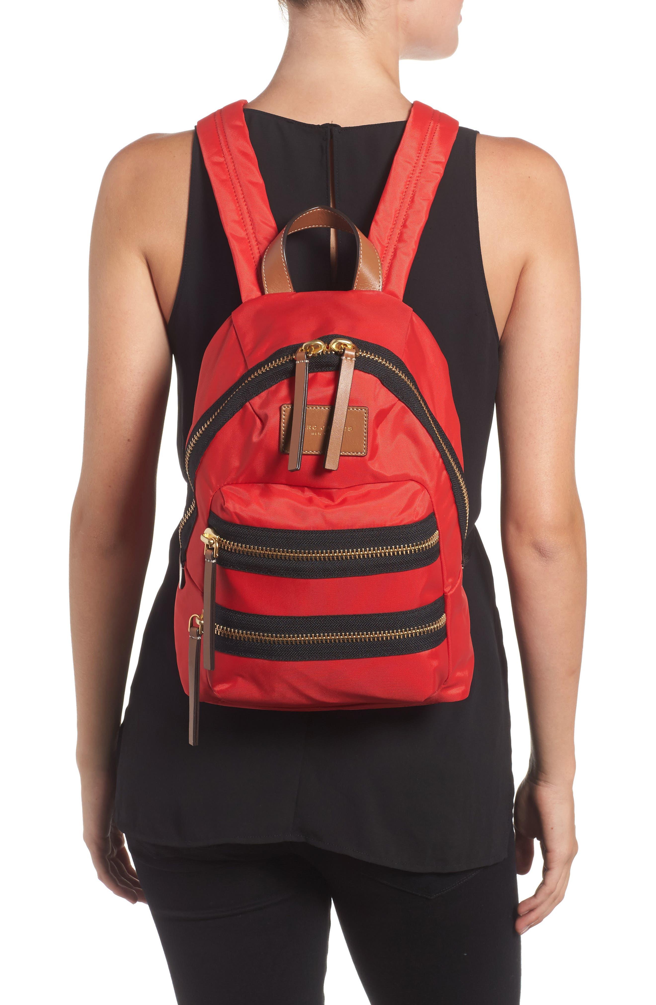 ,                             'Mini Biker' Nylon Backpack,                             Alternate thumbnail 21, color,                             600