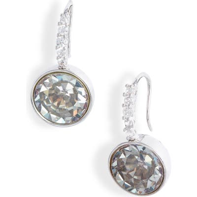 Kate Spade New York Reflecting Pool Pave Drop Earrings
