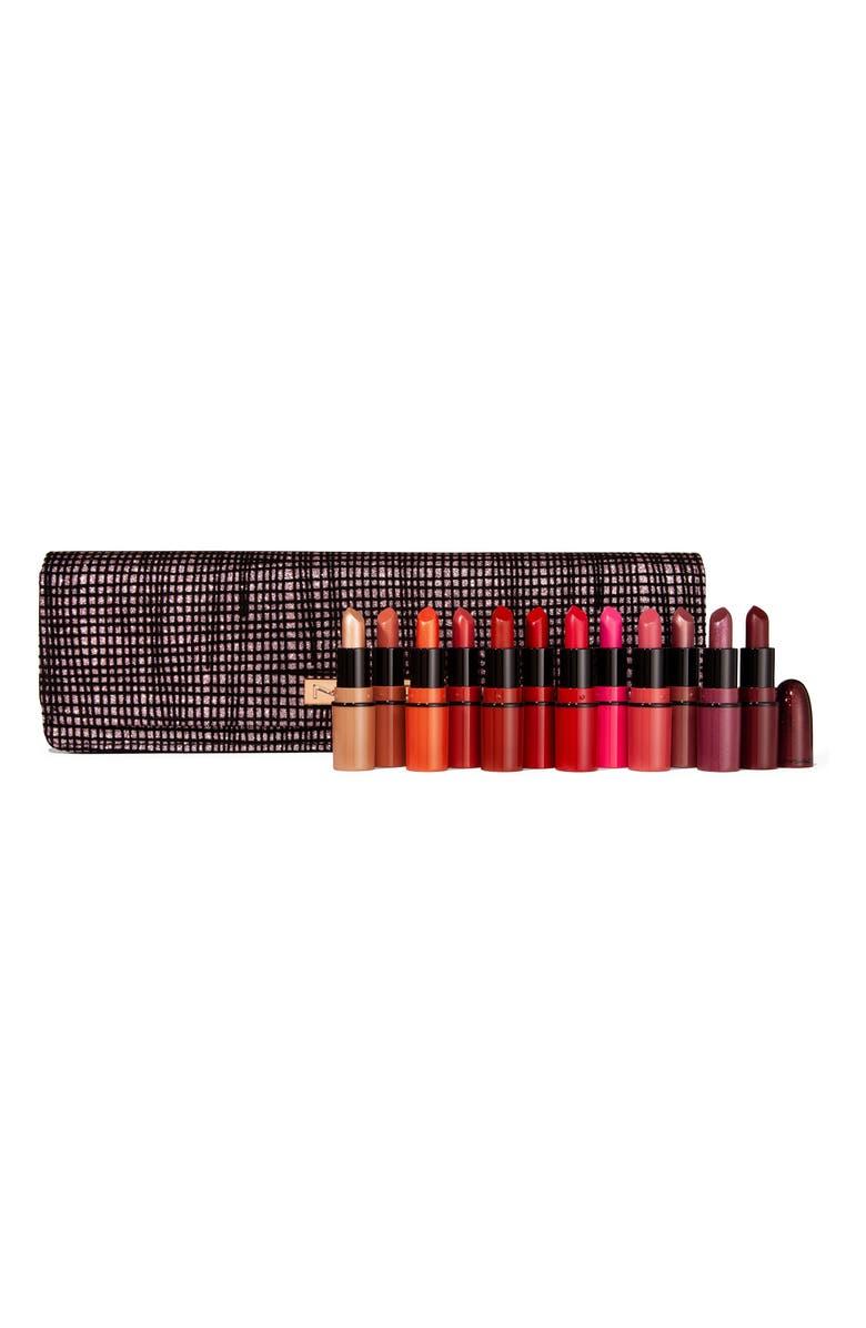 MAC COSMETICS MAC Taste of Stardom Mini Lipstick Kit, Main, color, NO COLOR