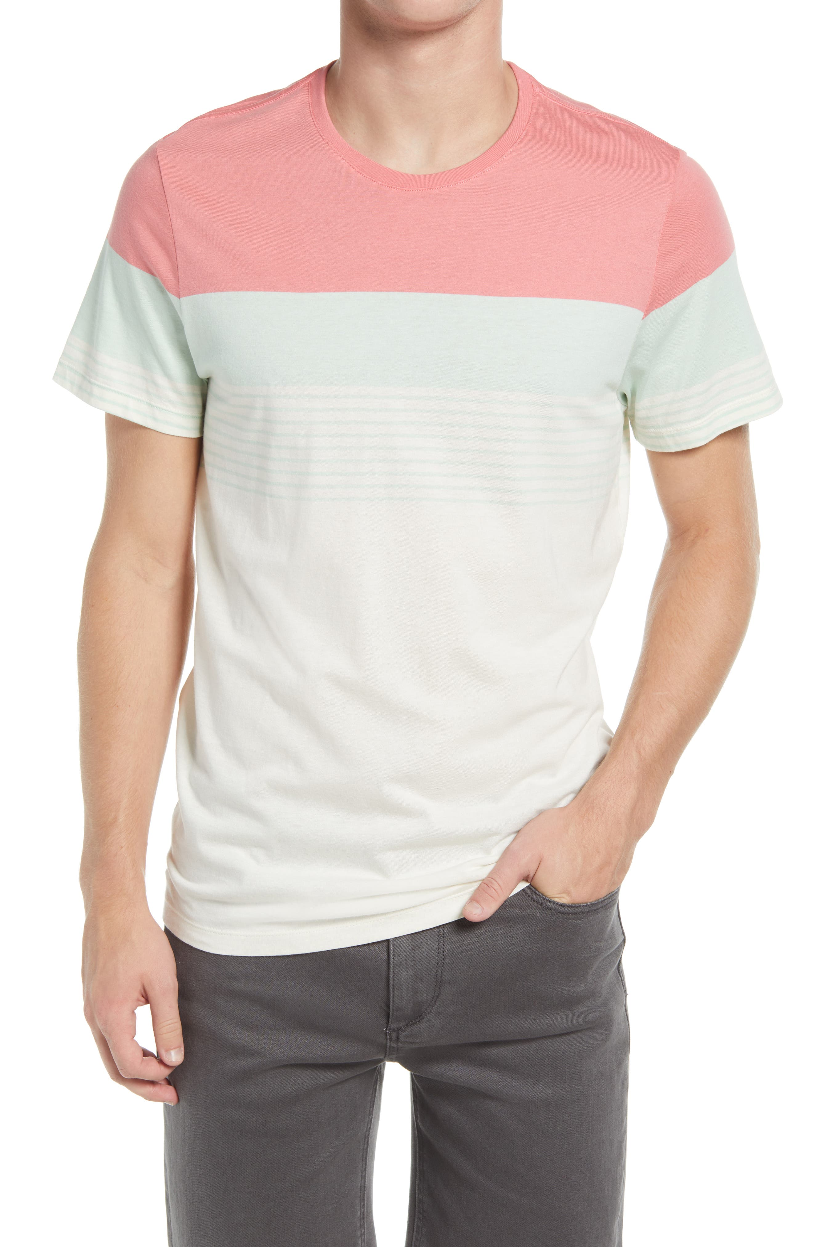 Men's Colorblock T-Shirt