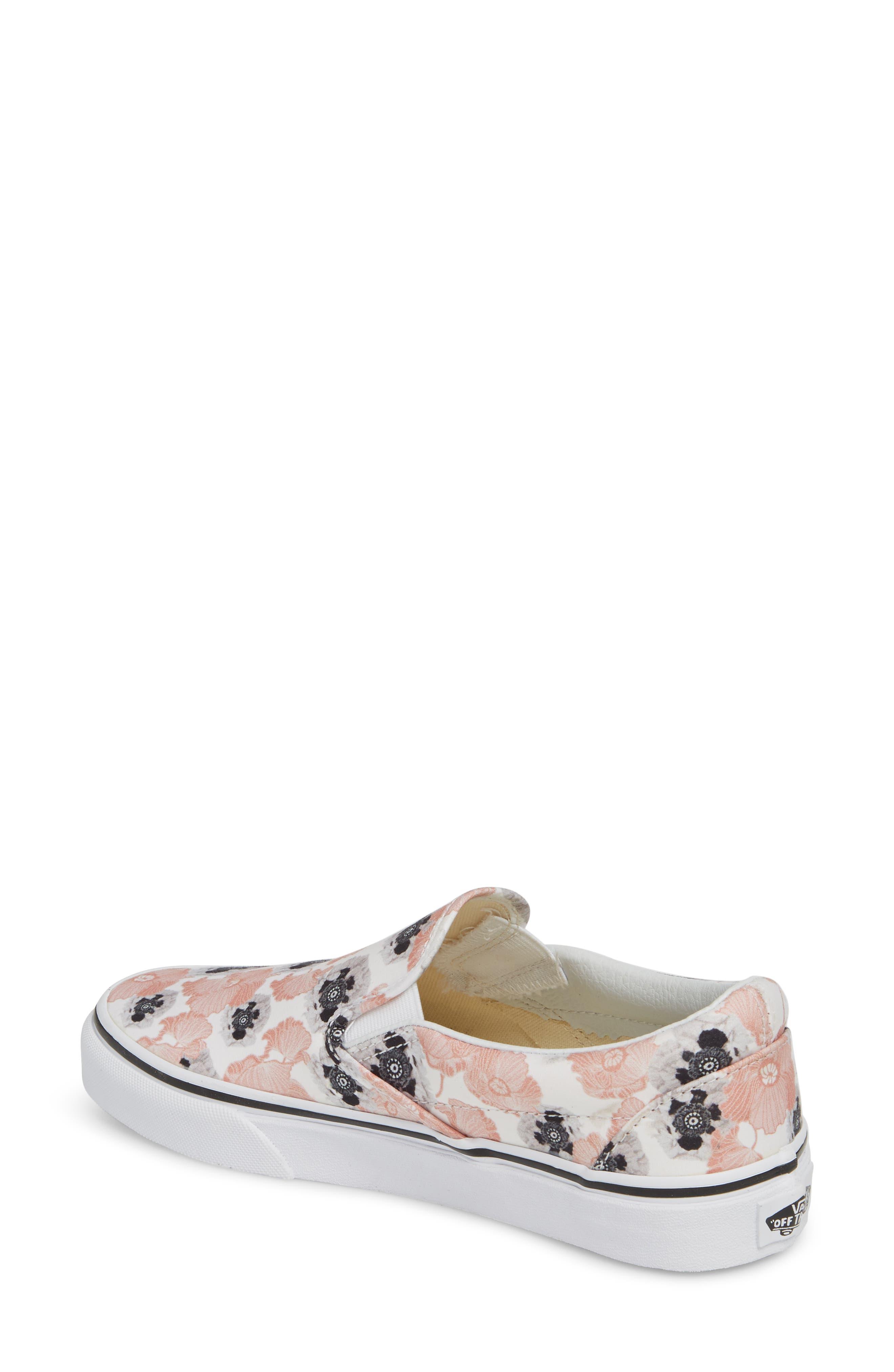 ,                             Classic Slip-On Sneaker,                             Alternate thumbnail 208, color,                             664