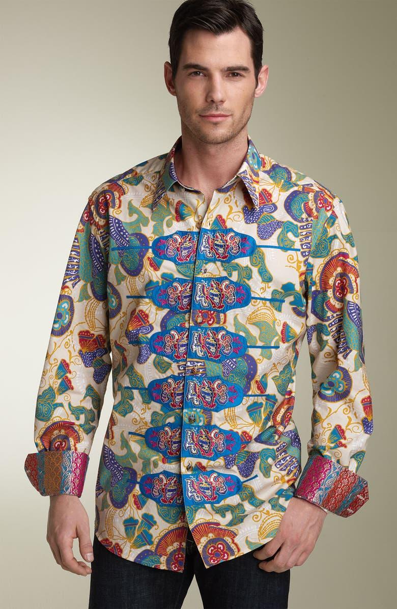 Robert Graham 'Sir Ronald' Long Sleeve Shirt | Nordstrom