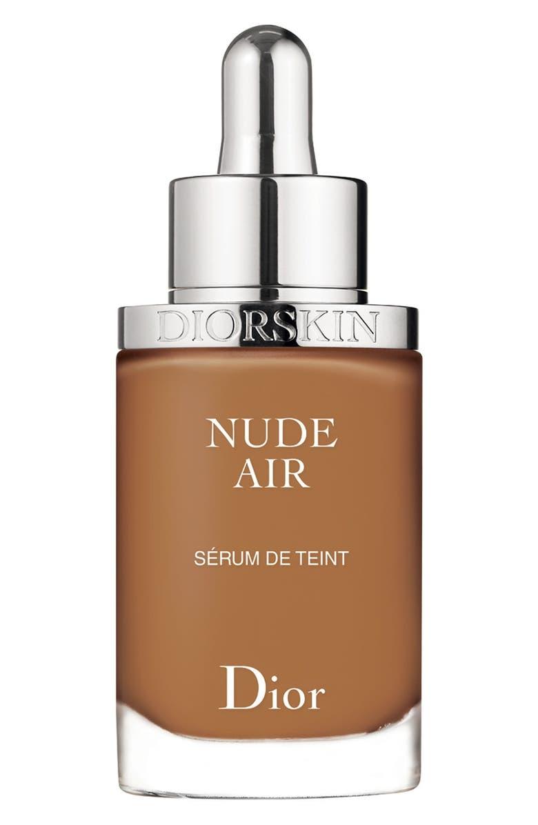 DIOR Diorskin Nude Air Serum Foundation, Main, color, 050 DARK BEIGE